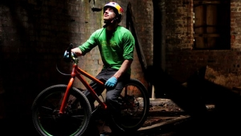 National Geographic Adventurers of the Year 2012 – Danny MacAskill